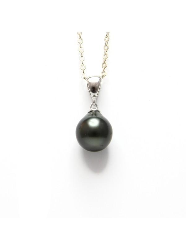 Pendentif Maa perle de Tahiti Moea Perles - 1