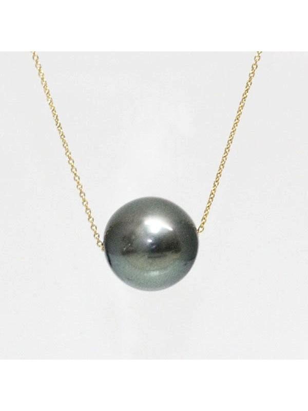 Collier or Miaa 12-13mm perles de tahiti Moea Perles - 3