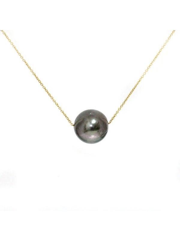 Collier or Moa perles de tahiti Moea Perles - 1