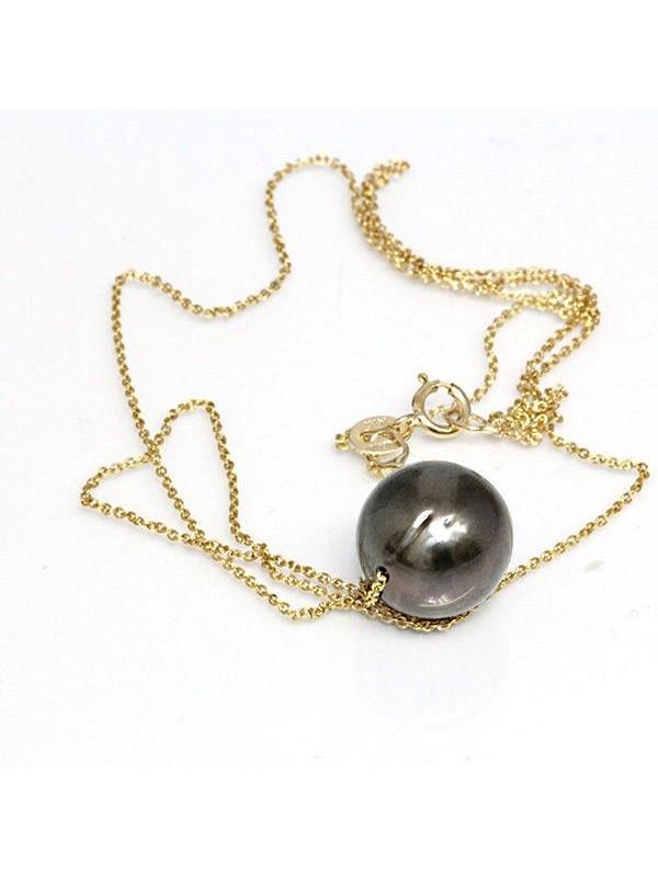 Collier or Moa perles de tahiti Moea Perles - 2