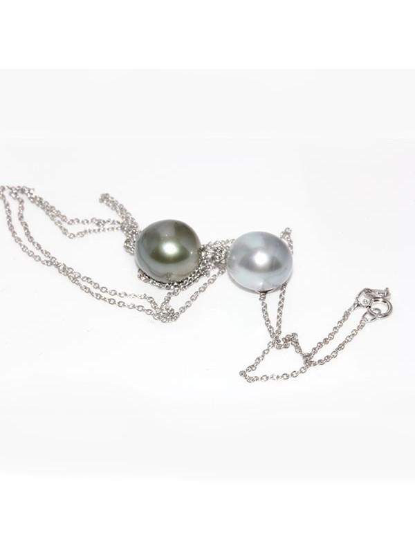 Collier Moa 2 perles de tahiti Moea Perles - 2
