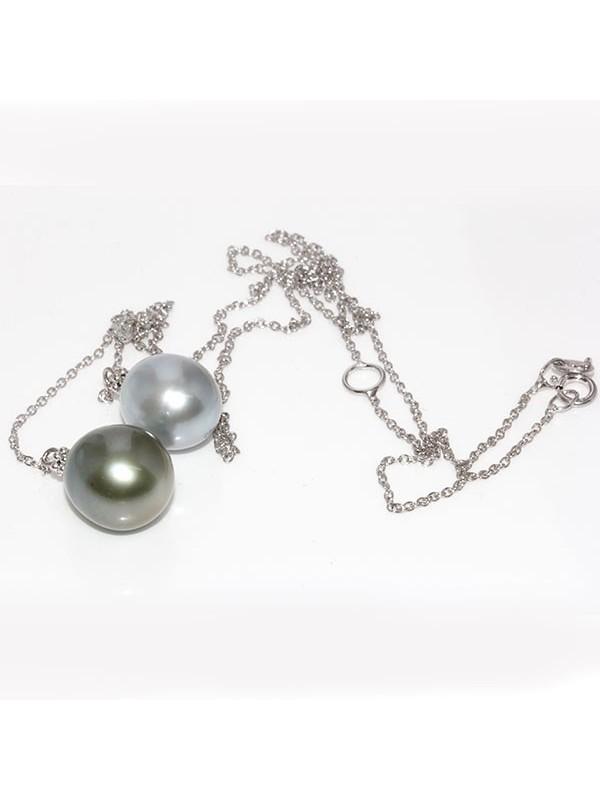 Collier Moa 2 perles de tahiti Moea Perles - 3
