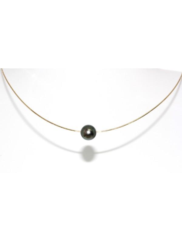 Collier or Moea perles de tahiti Moea Perles - 1