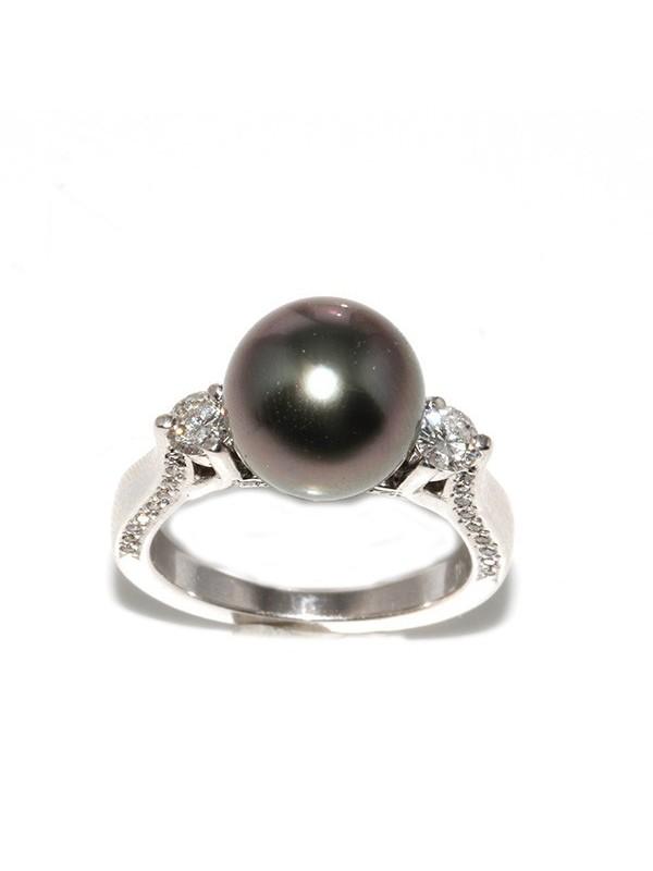 Bague VA'A perle de tahiti Moea Perles - 2