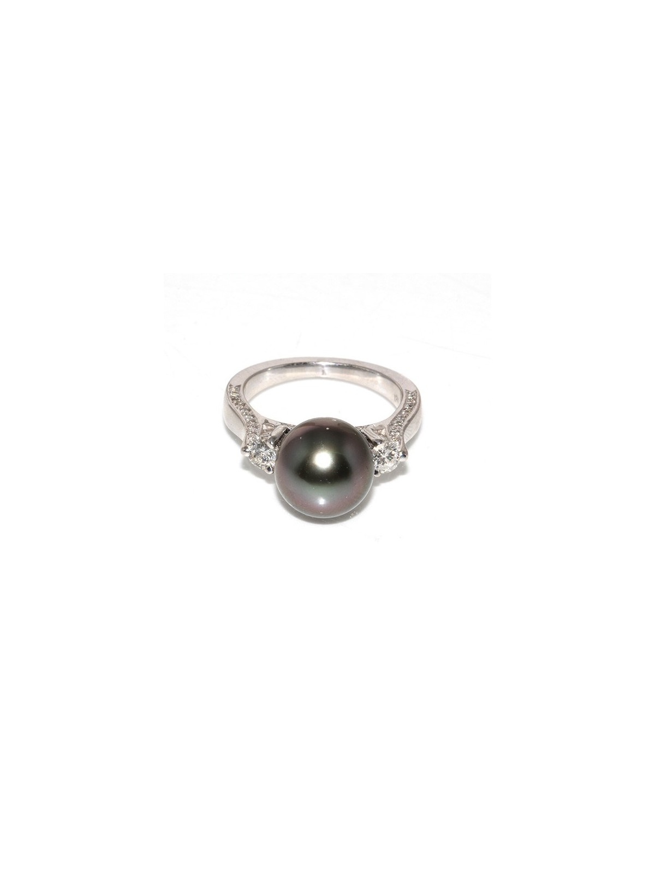 Bague VA'A perle de tahiti Moea Perles - 4