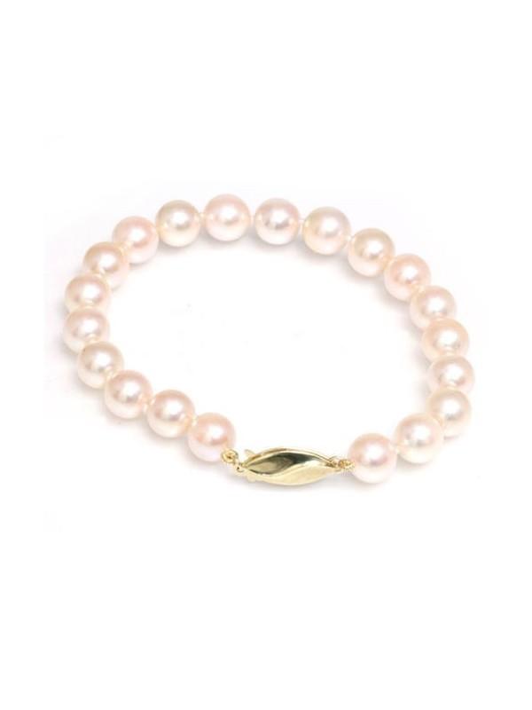 Bracelet Anapa perles japonaise Akoya Moea Perles - 1