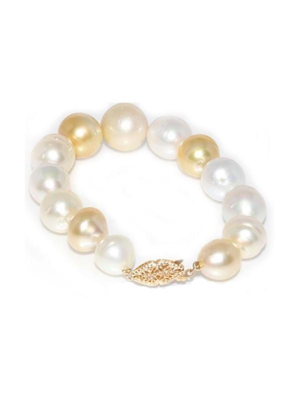 Bracelet Apia perles mers du sud australie Moea Perles - 1