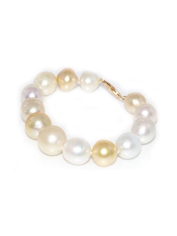 Bracelet Apia perles mers du sud australie Moea Perles - 2