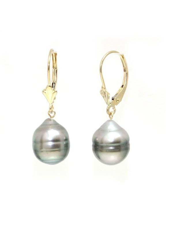 Boucles d'oreilles Araia Moea Perles - 3