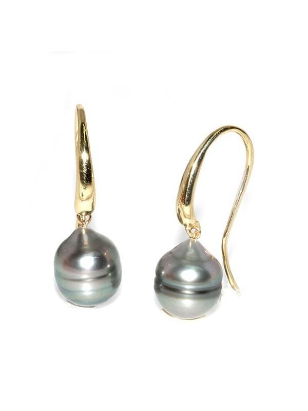 Boucles d'oreilles Tuamotu Moea Perles - 1