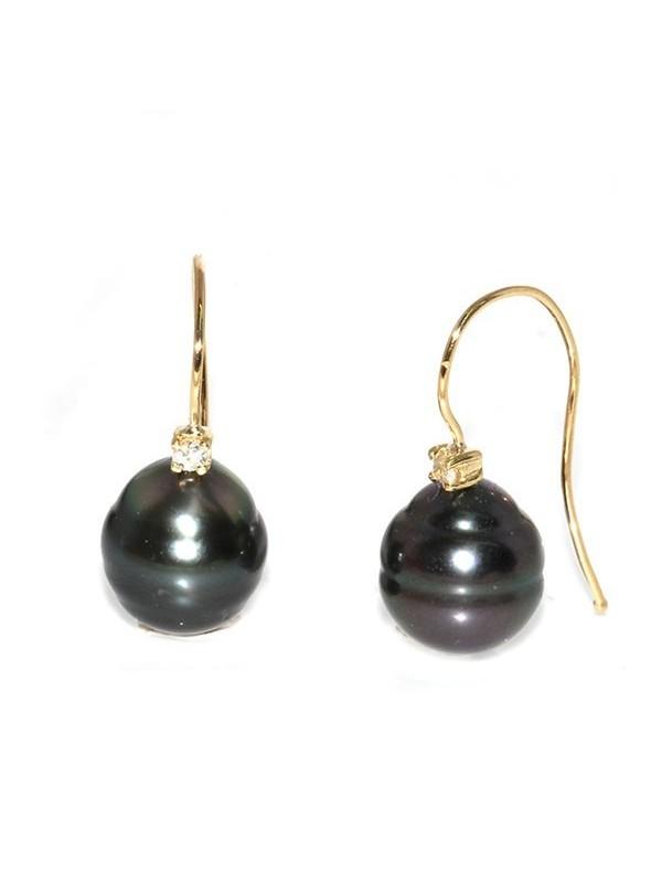 Boucles d'oreilles Ainua Moea Perles - 1