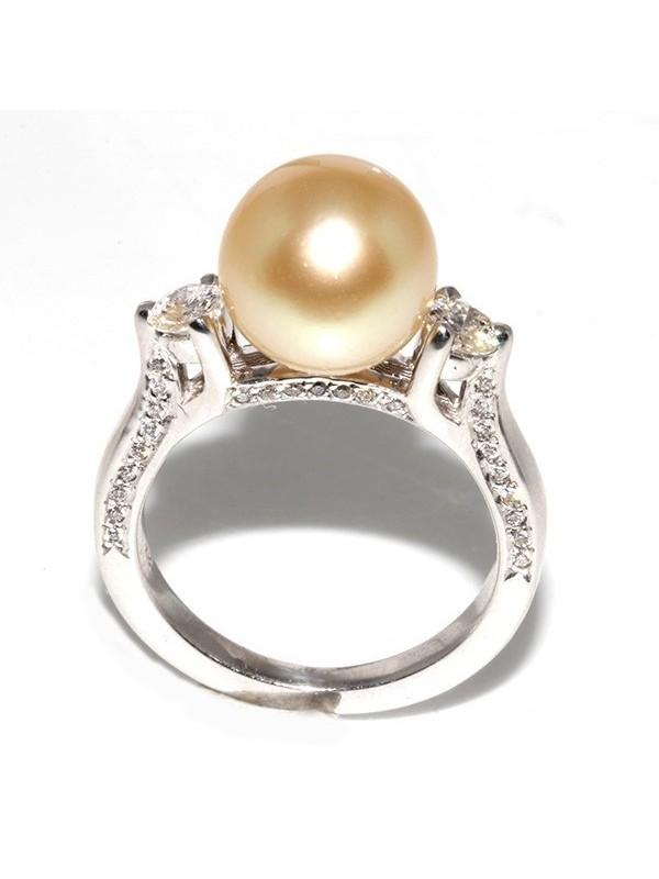 Bague VA'A perle de tahiti Moea Perles - 5