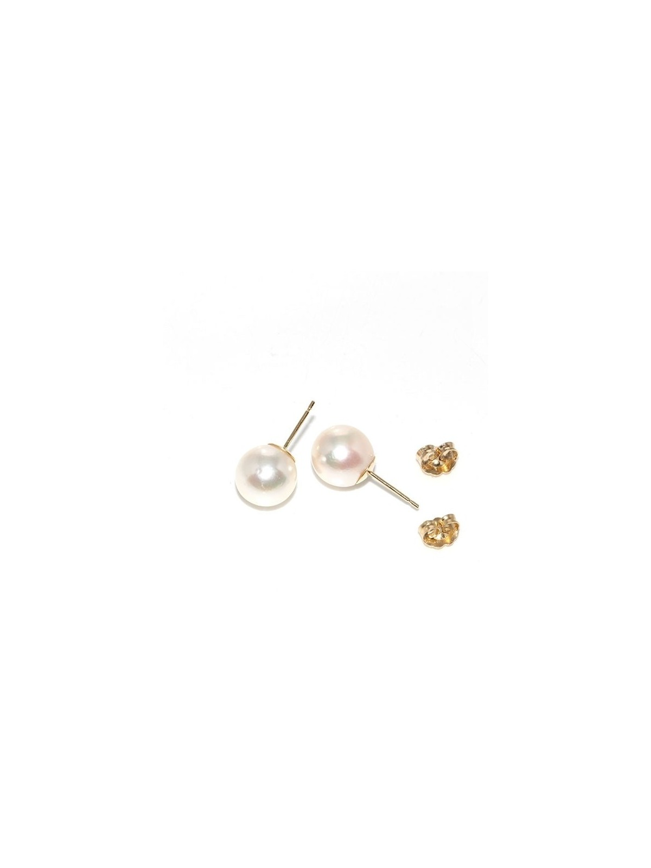 Boucles d'oreilles Avera perles Akoya AAA Moea Perles - 4