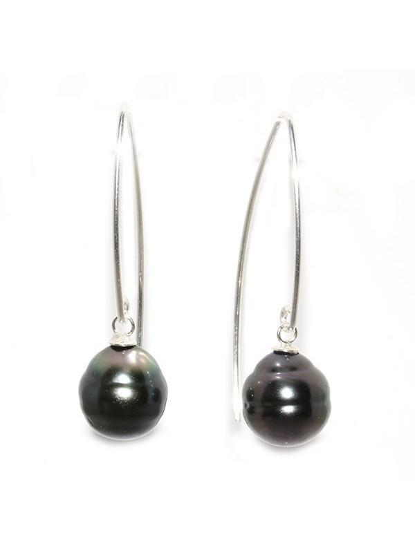 Boucles d'oreilles Vanilla Moea Perles - 1