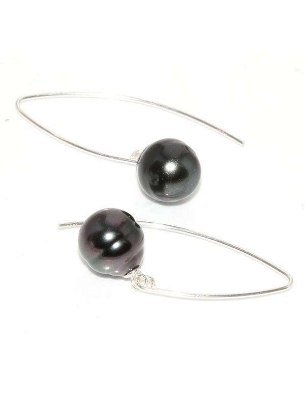 Boucles d'oreilles Vanilla Moea Perles - 2