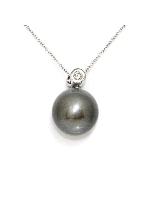 Pendentif en or Raiura Moea Perles - 1