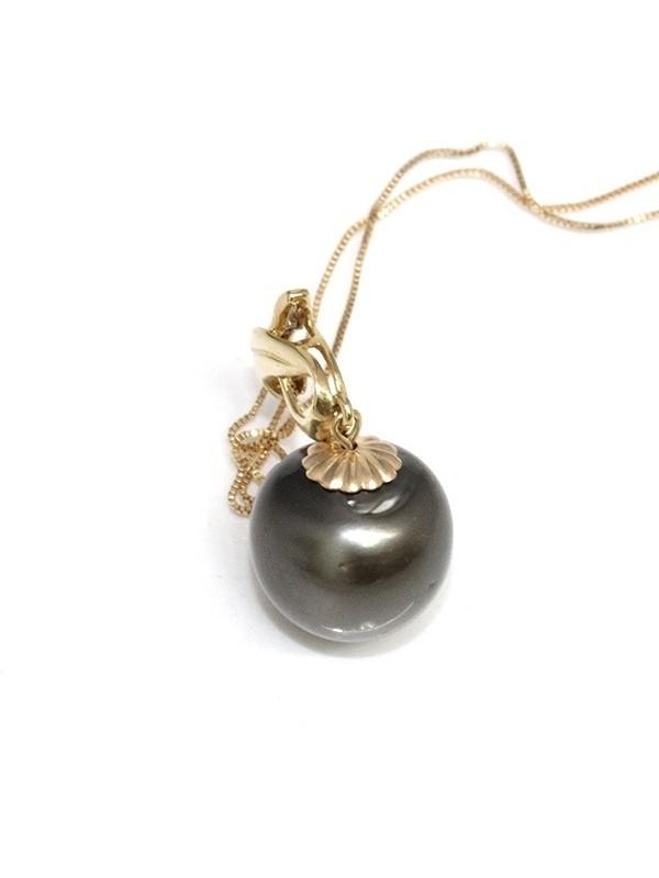 Pendentif Ohu perles de tahiti Moea Perles - 3
