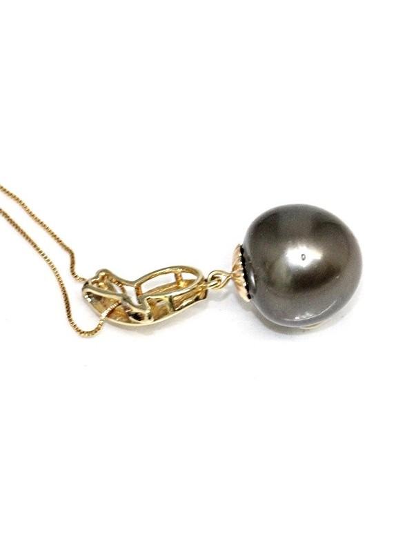 Pendentif Ohu perles de tahiti Moea Perles - 2