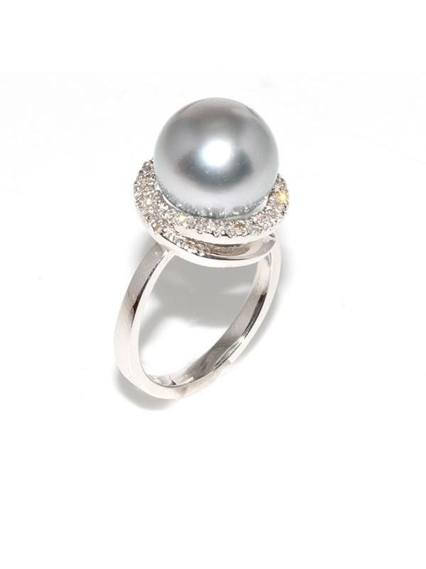 Bague Hetu perle de tahiti Moea Perles - 2