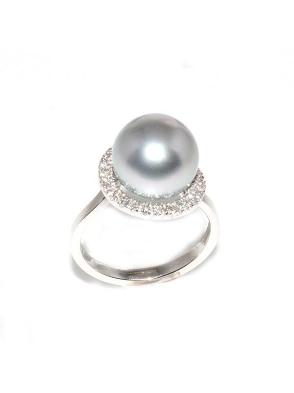 Bague Hetu perle de tahiti Moea Perles - 1