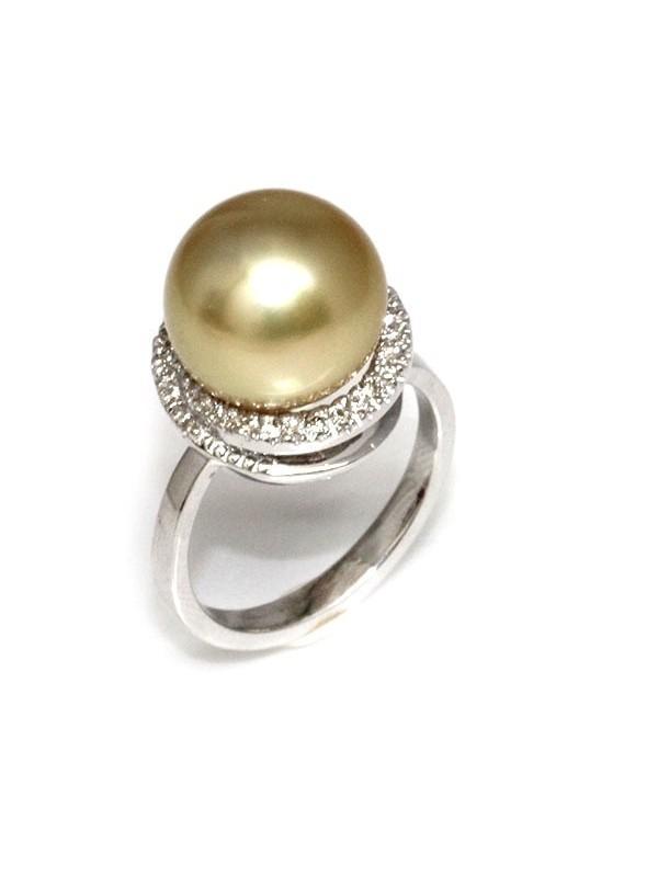 Bague Noa perle d'Australie Moea Perles - 2