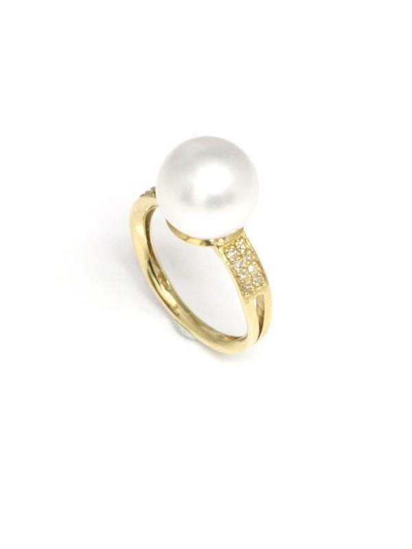 Bague Arii perle d'australie Moea Perles - 3