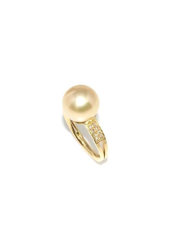 Bague Arii perle d'australie Moea Perles - 10
