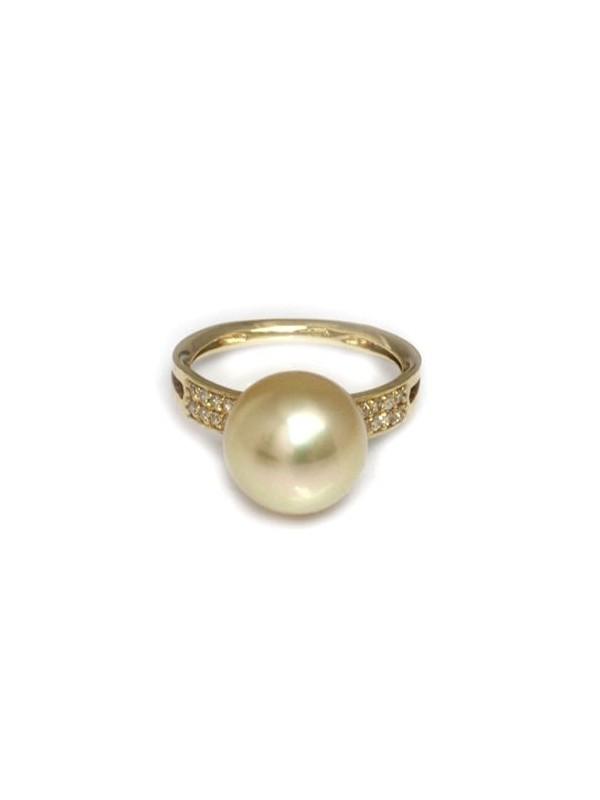 Bague Arii perle d'australie Moea Perles - 9