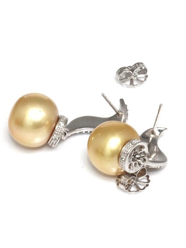 Boucles d'oreilles Haurai Moea Perles - 3