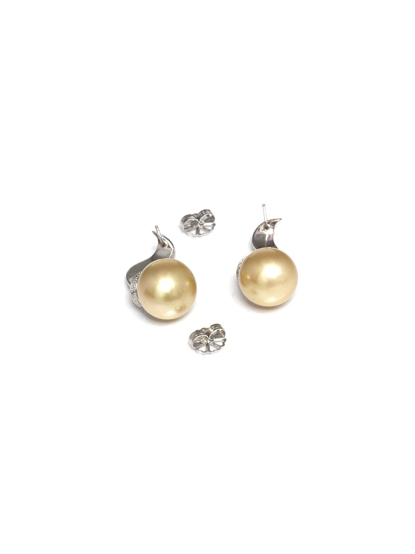 Boucles d'oreilles Haurai Moea Perles - 4