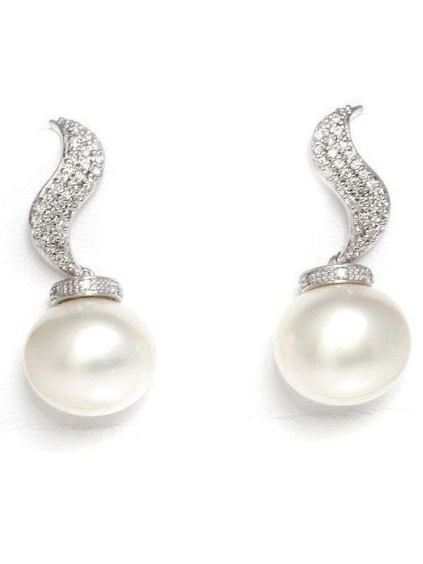 Boucles d'oreilles Heima Moea Perles - 1
