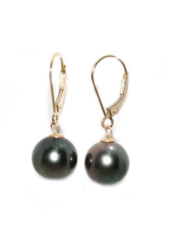 Boucles d'oreilles Ariiea Moea Perles - 1