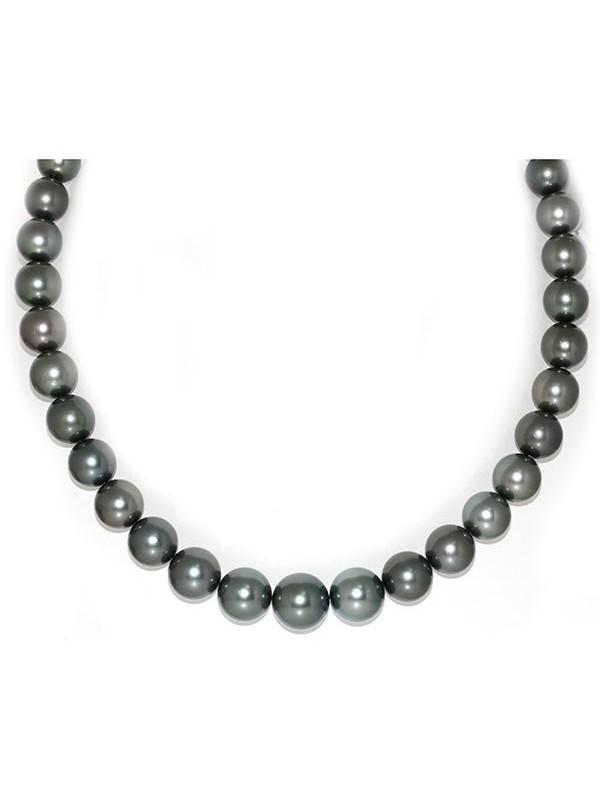 Collier 14-11mm AAA Moea Perles - 3