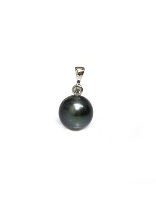 Pendentif Opa perle de Tahiti Moea Perles - 1