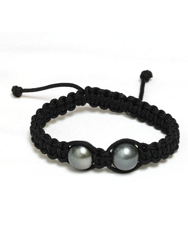 Bracelet laura shamballa Moea Perles - 1