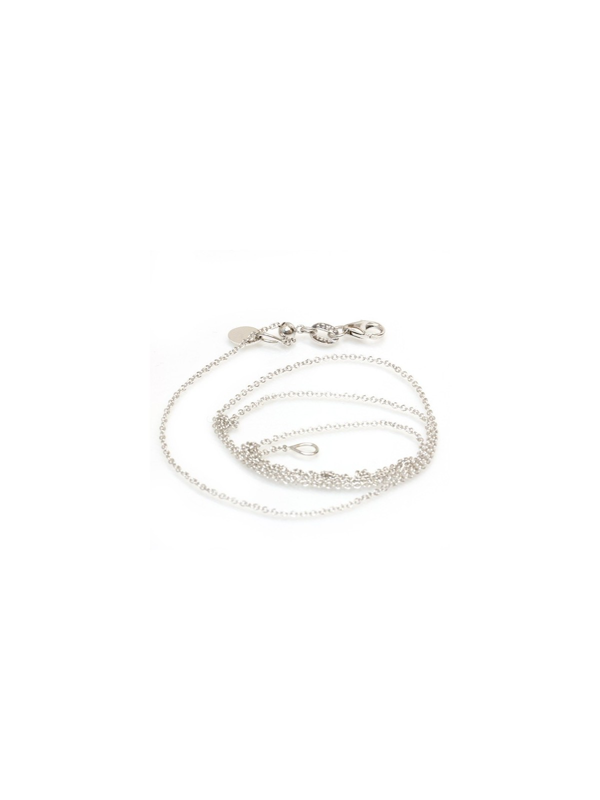 Chaine ajustable Or 14 carats Moea Perles - 1