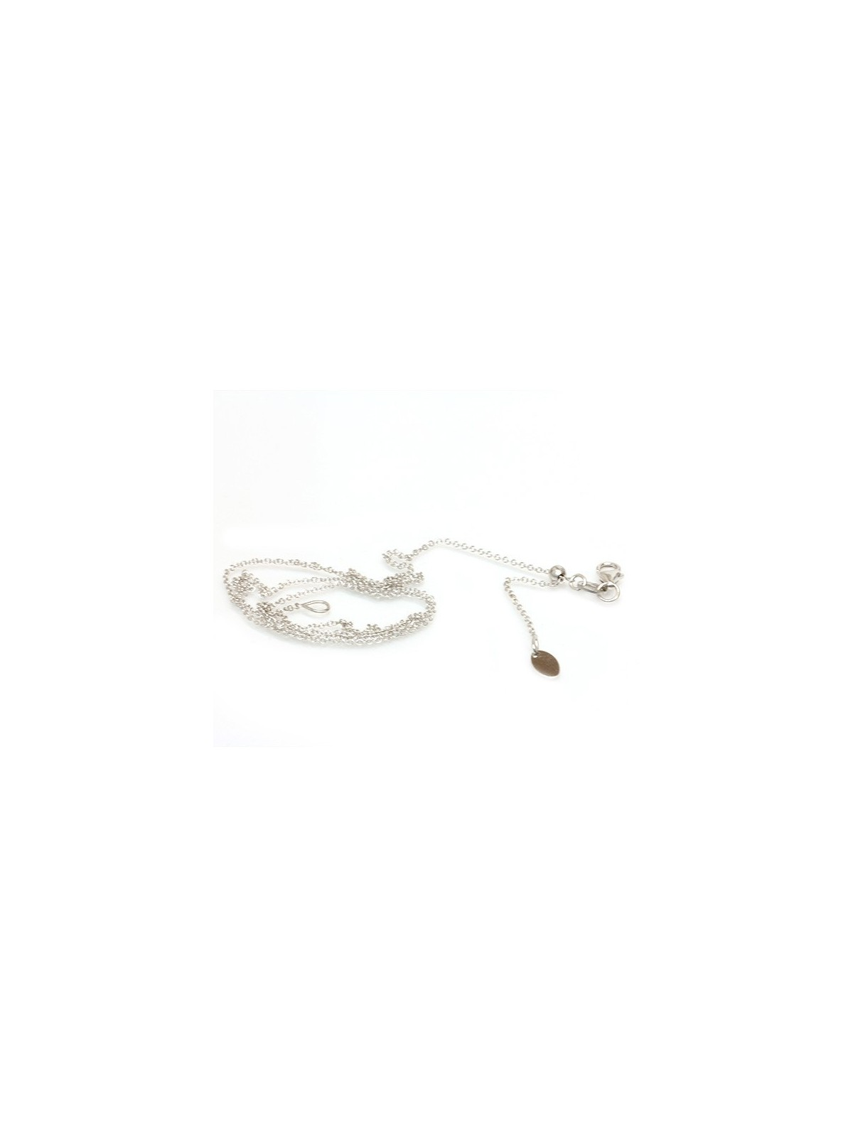 Chaine ajustable Or 14 carats Moea Perles - 3