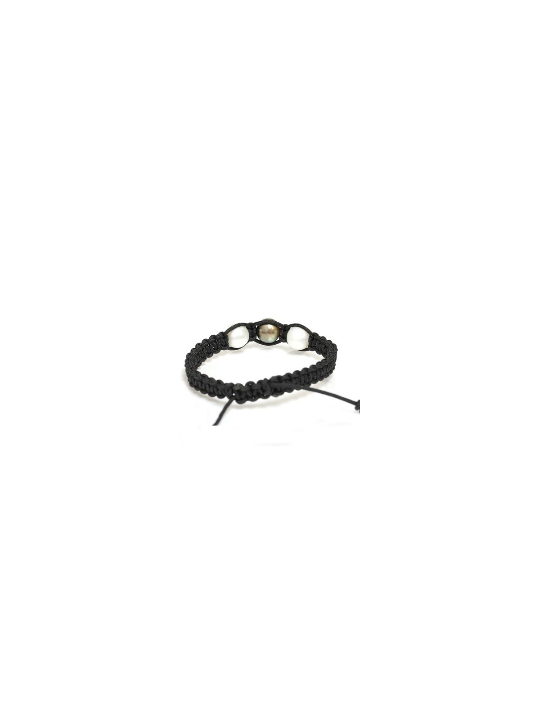 Bracelet Honu shamballa 3 perles Moea Perles - 2