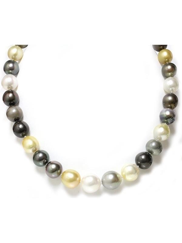 Collier Kio 13-16mm perles australie Moea Perles - 1