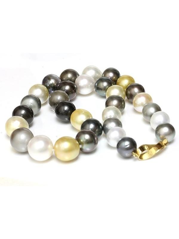 Collier Kio 13-16mm perles australie Moea Perles - 3