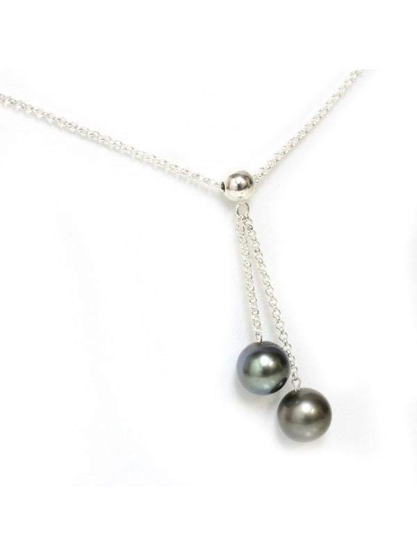 Pendentif Metua perle de Tahiti Moea Perles - 2