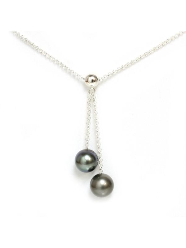 Pendentif Metua perle de Tahiti Moea Perles - 3