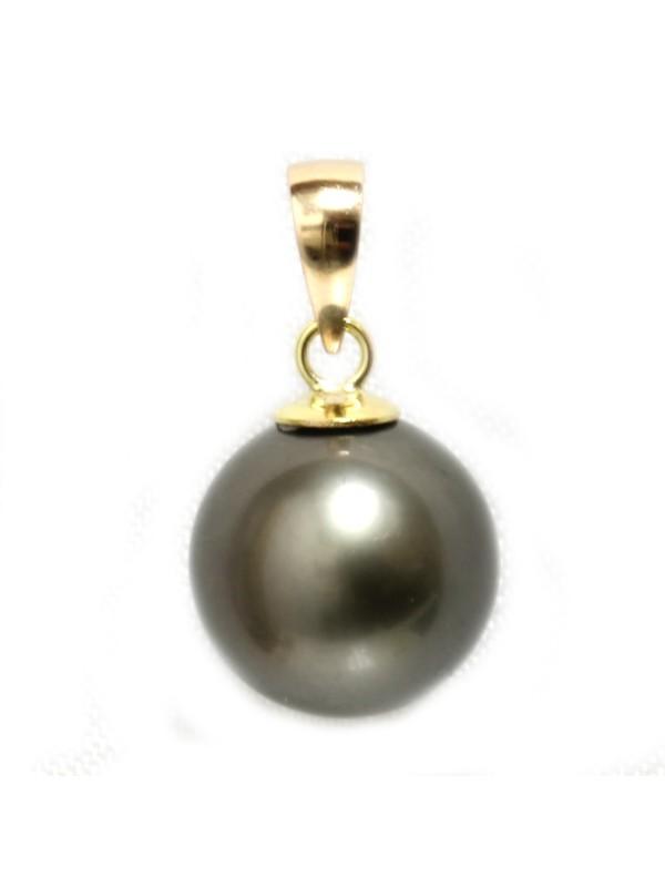 Pendentif en or Raiana perle de Tahiti Moea Perles - 2