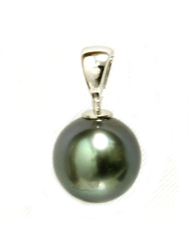 Pendentif en or Teva perle de Tahiti Moea Perles - 7