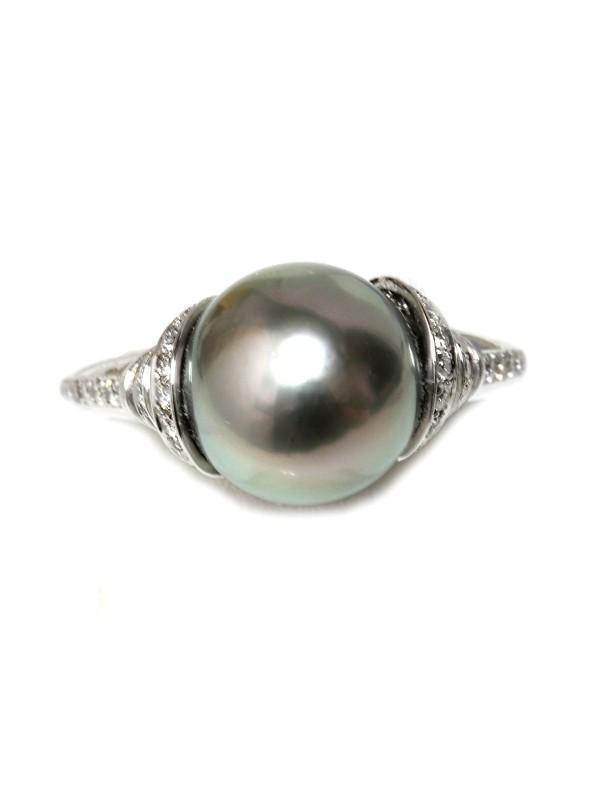 Bague Vui perle de tahiti Moea Perles - 4