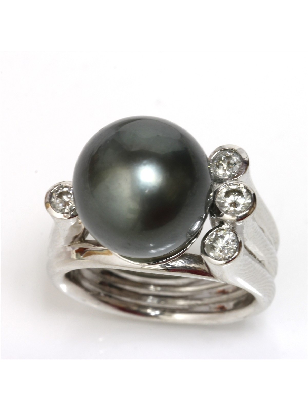 Bague Vuia Moea Perles - 2