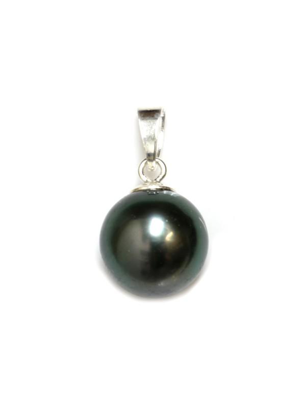Pendentif en or Tainui perle de Tahiti Moea Perles - 1