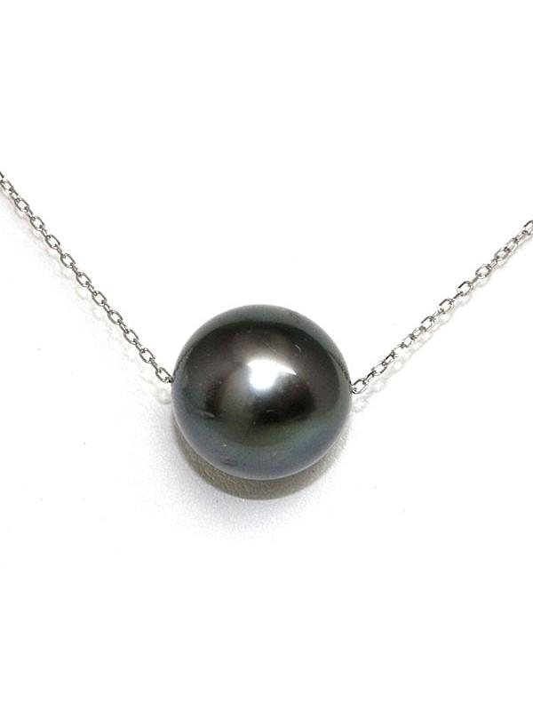Collier or Maa 12-13mm perles de tahiti Moea Perles - 1