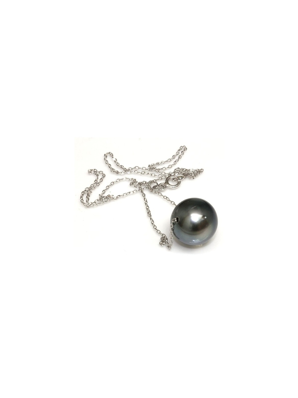 Collier or Maa 12-13mm perles de tahiti Moea Perles - 2