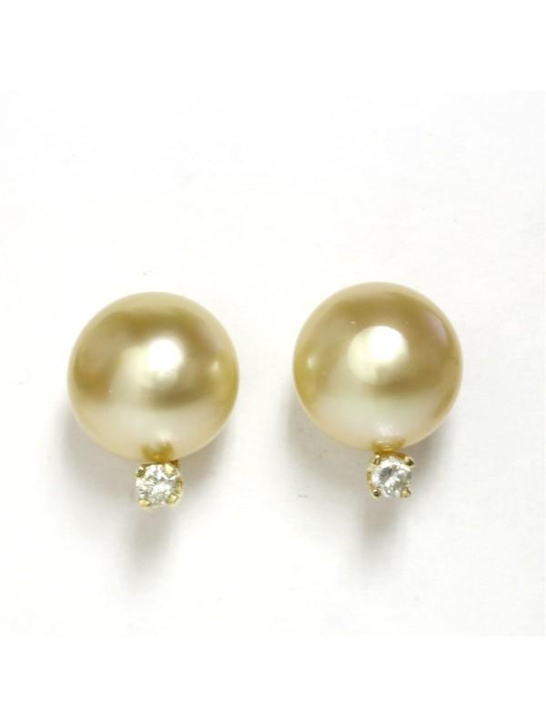 Boucles d'oreilles Hiapi Moea Perles - 1